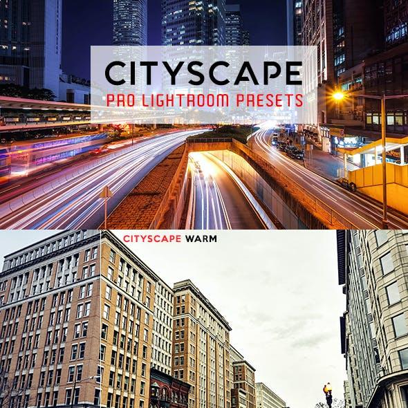 Cityscape Pro Lightroom Presets