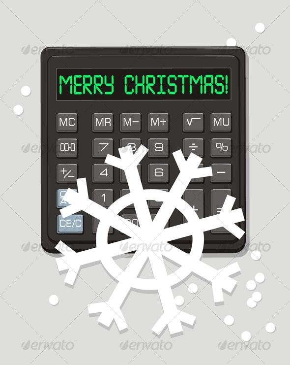 Christmas calculator :) - Christmas Seasons/Holidays