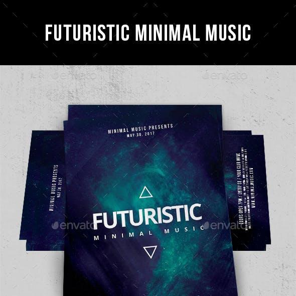 Futuristic - Flyer