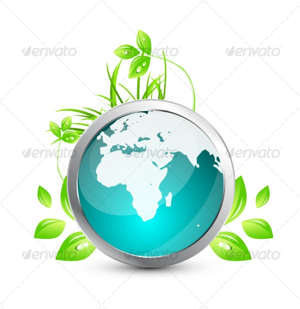 Green Earth Concept - Nature Conceptual