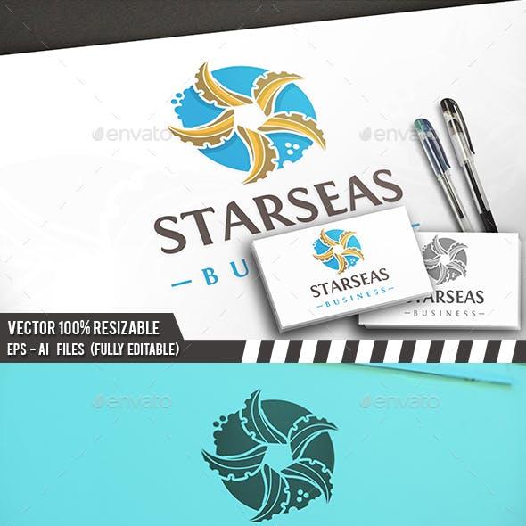 Sea Star Logo