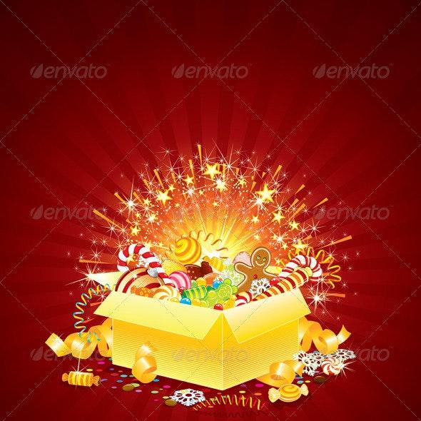 Birthday Card - Seasons/Holidays Conceptual