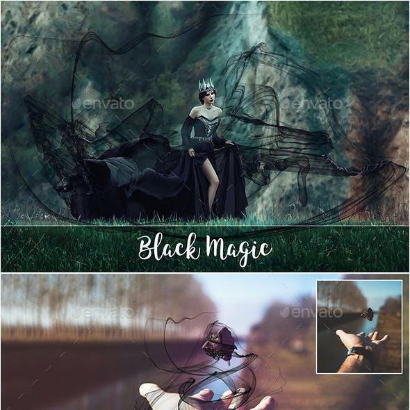 Black Magic Overlays