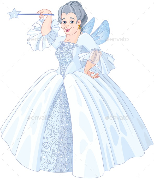 Fairy Godmother - People Characters