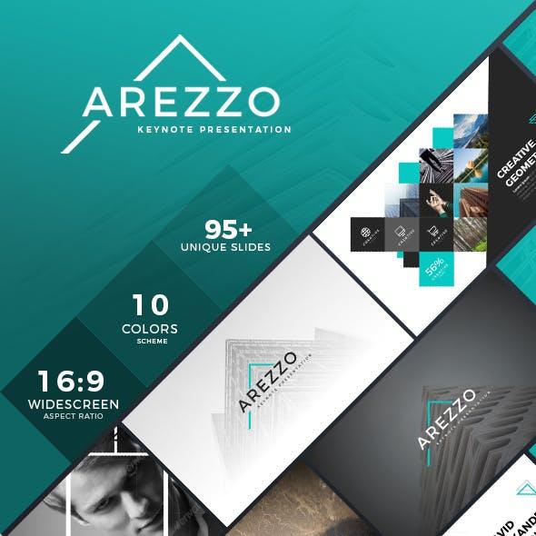 Arezzo Keynote Presentation Template