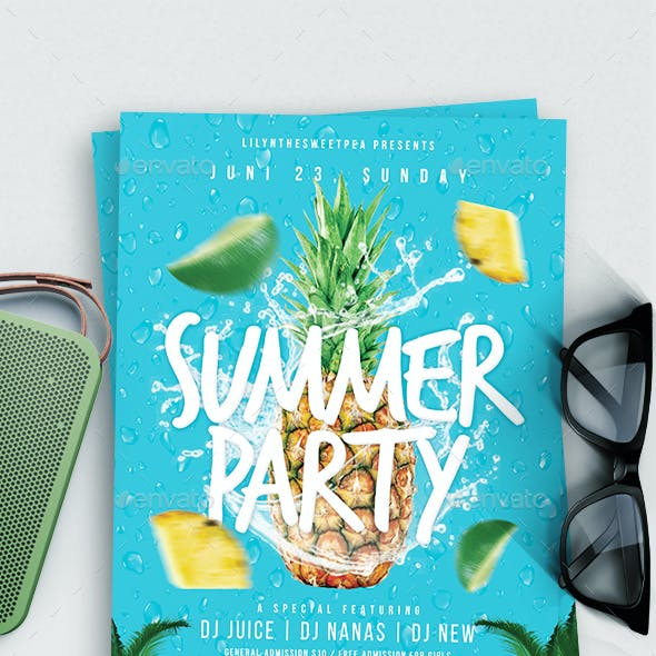 Summer party Vol.6