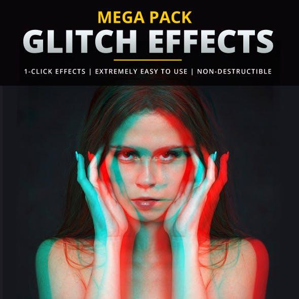 Glitch Effects Pack