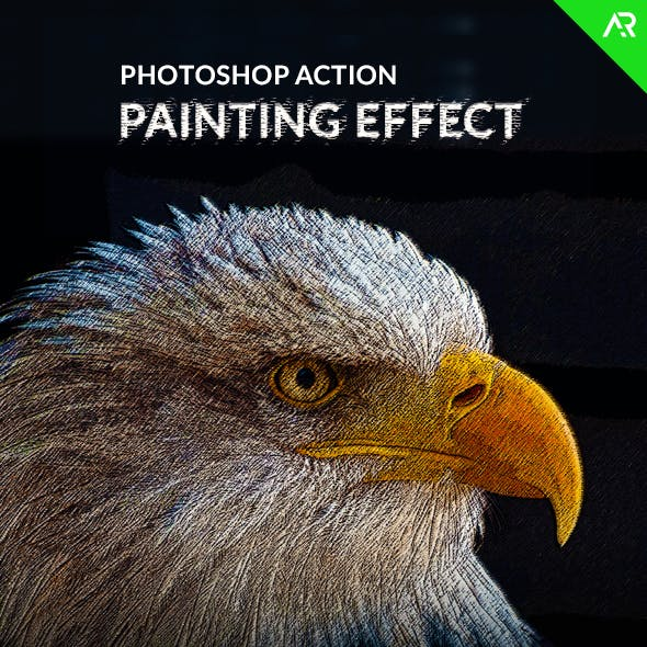 Painting Effect FX - Photoshop Action