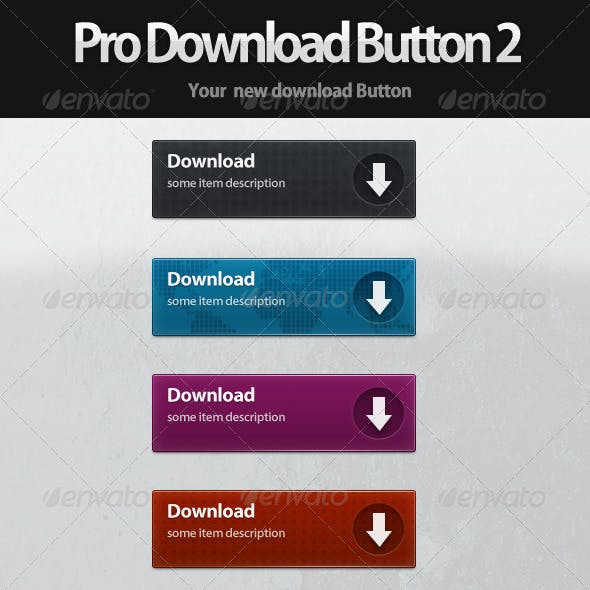 Pro Download Button 2