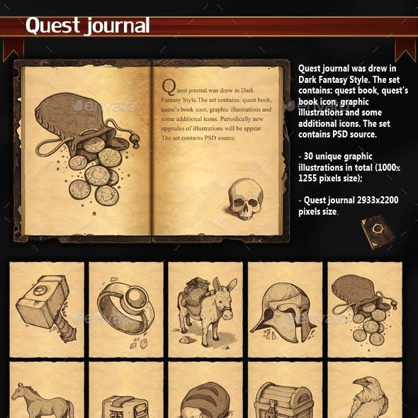 Quest Journal