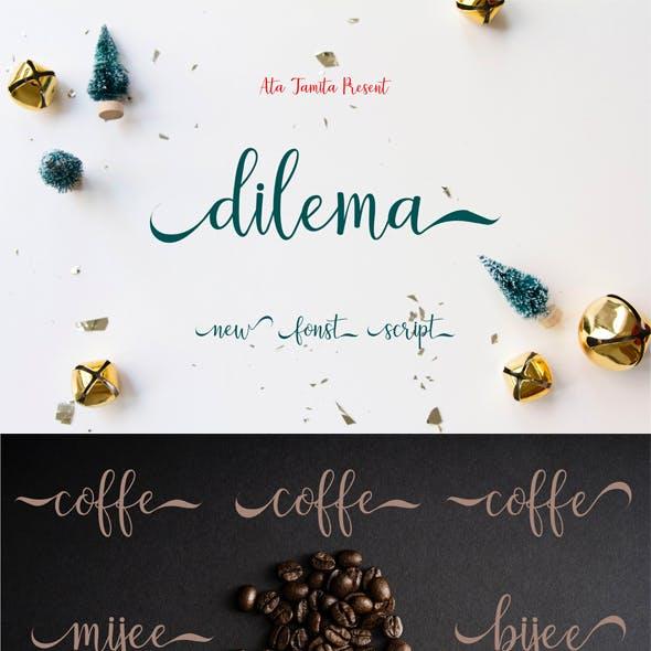 dilema Script