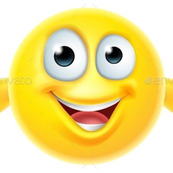 Thumbs Up Emoji Smiley