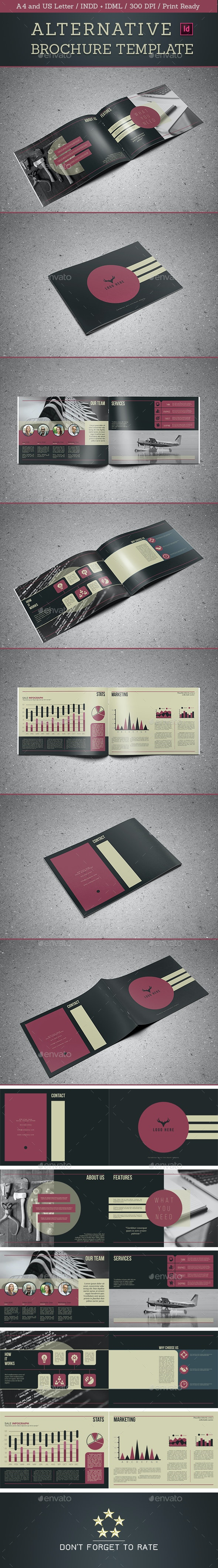 Alternative Landscape Brochure - Corporate Brochures