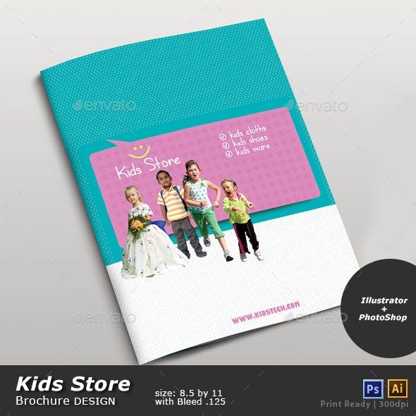 Kids Store Brochure