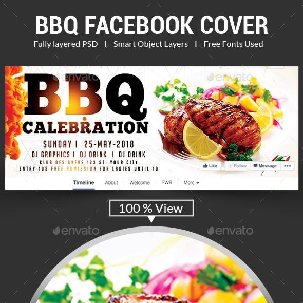 BBQ Facebook Cover