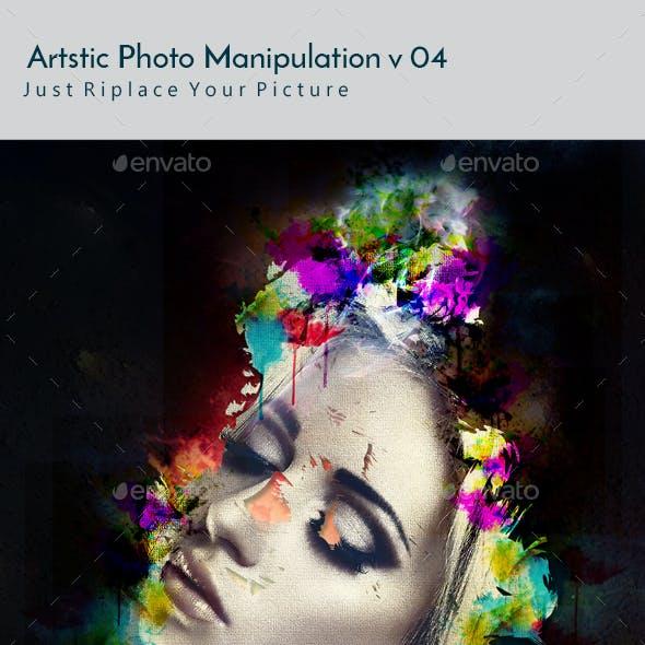 Artstic Photo Manipulation v04