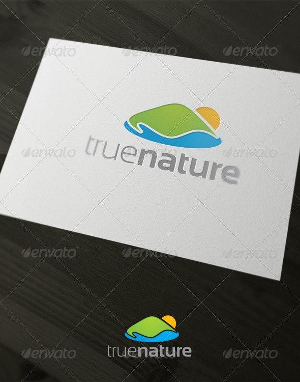 True Nature - Nature Logo Templates