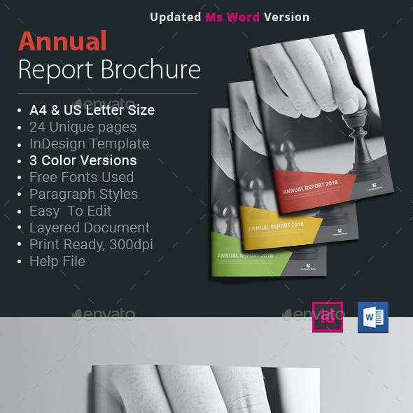 Annual Report Word