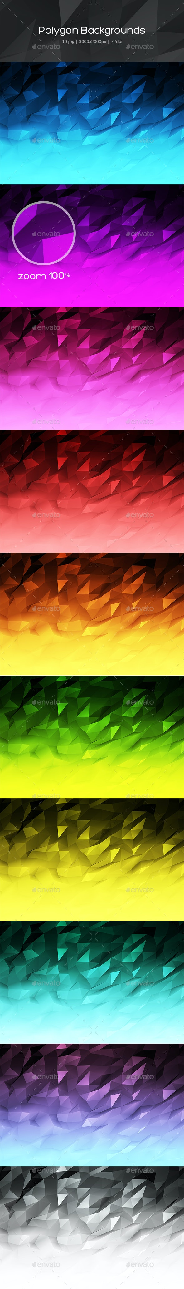 Polygon Backgrounds - Backgrounds Graphics