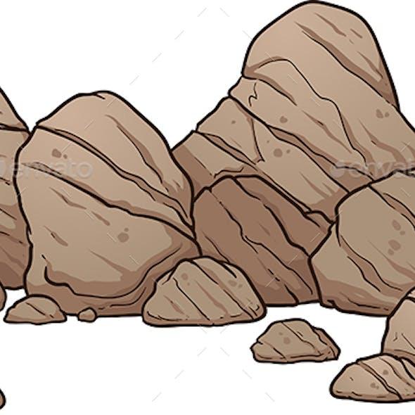 Vector Boulders