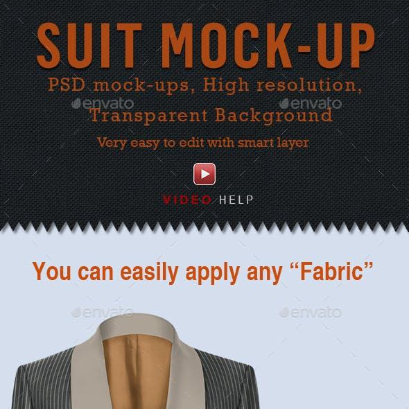 Suit Mockup