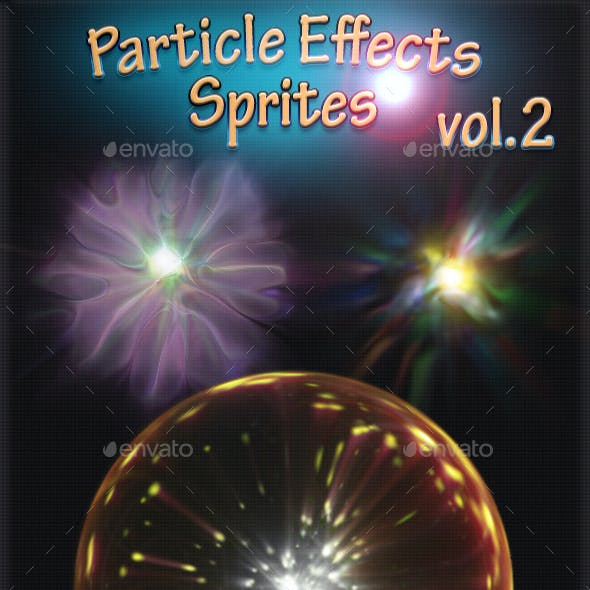 Particle Effects Sprites Vol.2
