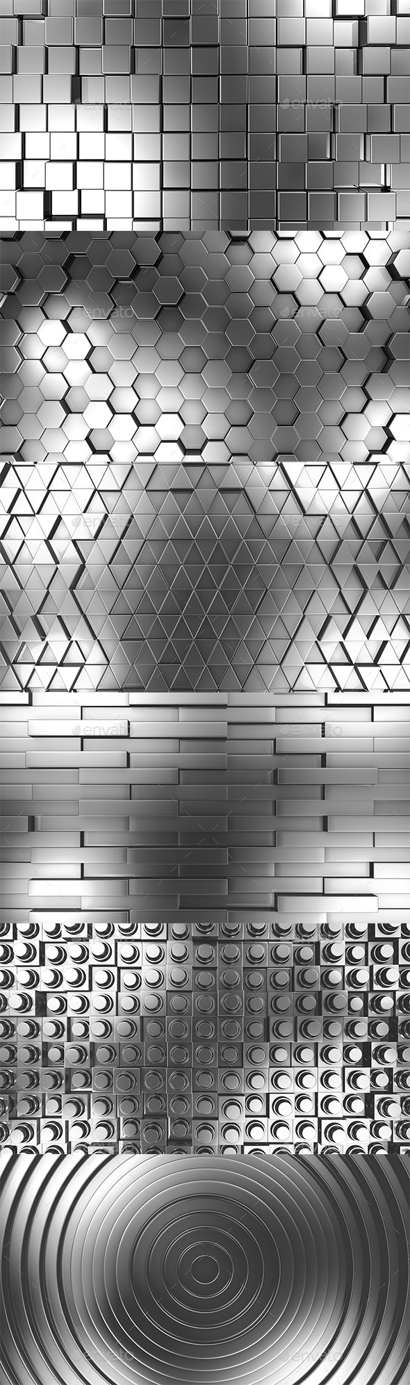 Metal Background - Backgrounds Graphics