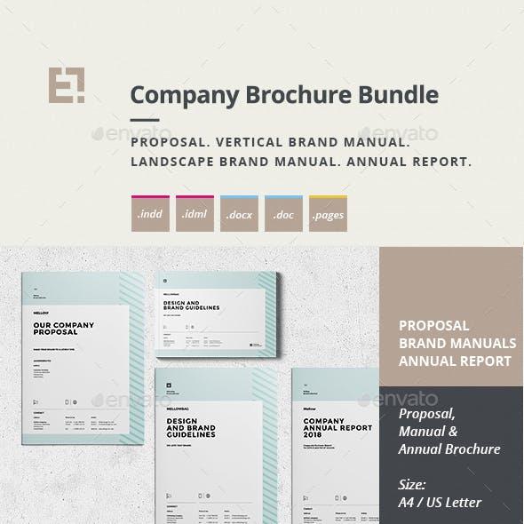 Company Brochure Bundle