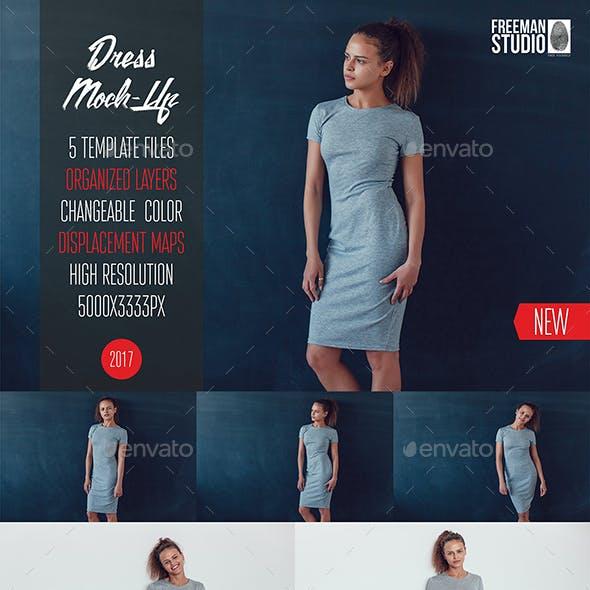 Dress Mock-Up 2017
