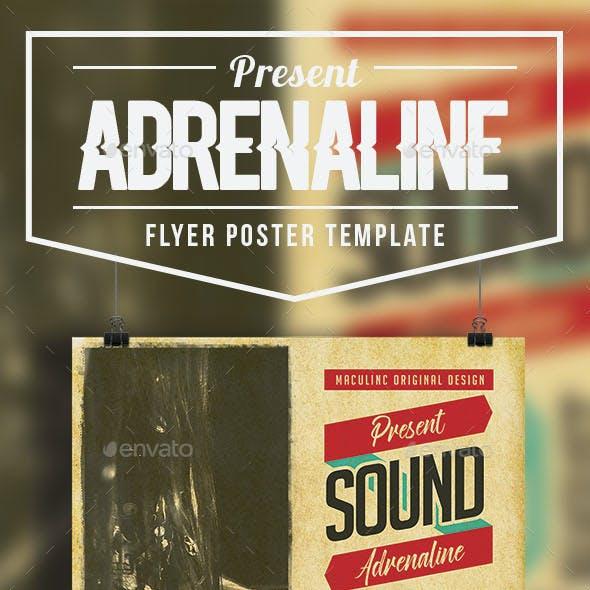 Alternative Flyer/Poster Vol.4