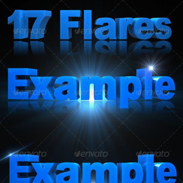 17 HD Optical/Lens Flares V3