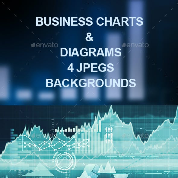 Business Charts & Diagrams