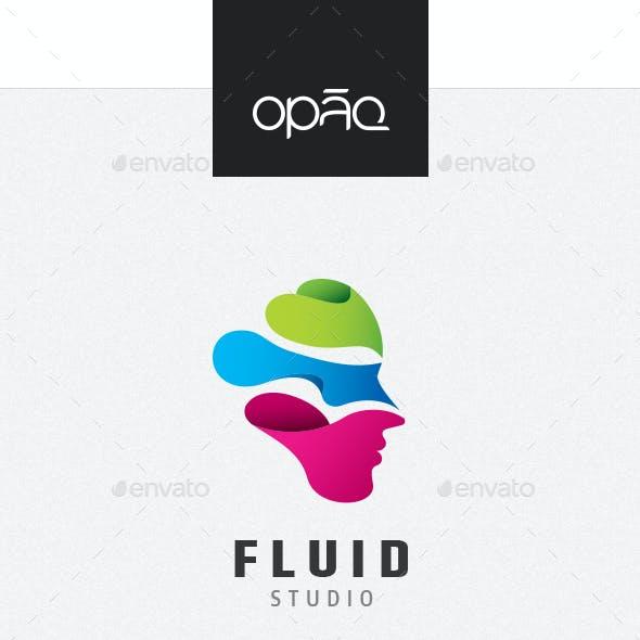 Fluid Human Mind Logo
