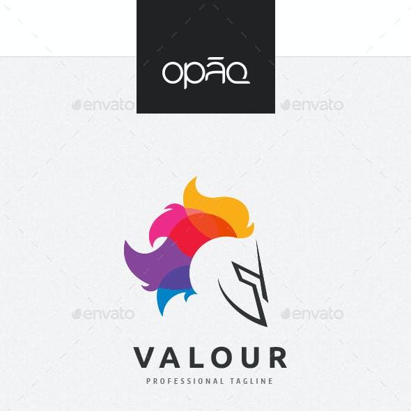 Valour Knight Logo
