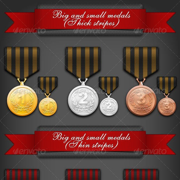 Icons Medals