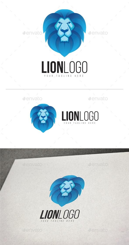 Lion Logo - Animals Logo Templates