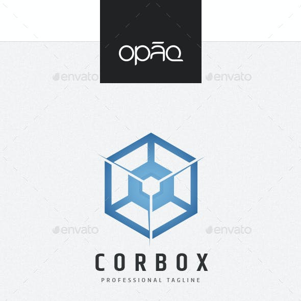 Cube Box Core Logo