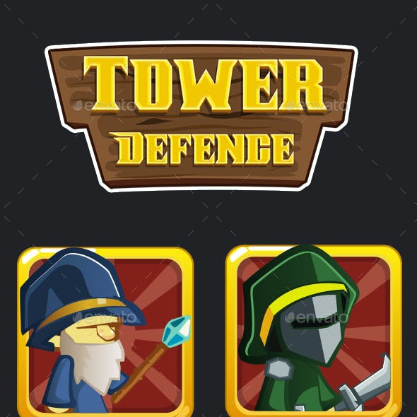 Tower Defence GUI