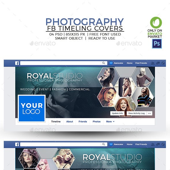 Photographer Facebook Timeline Covers