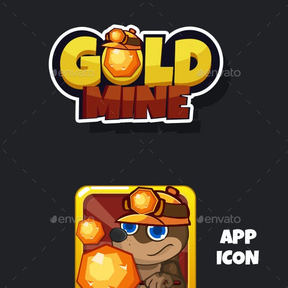 Gold Mine Game GUI