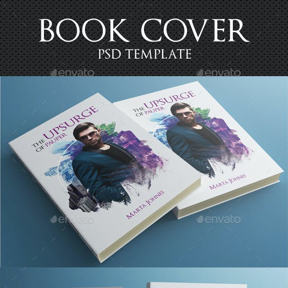 Book Cover Template 35