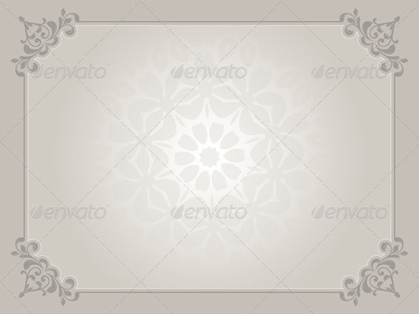 Certificate Background - Backgrounds Decorative