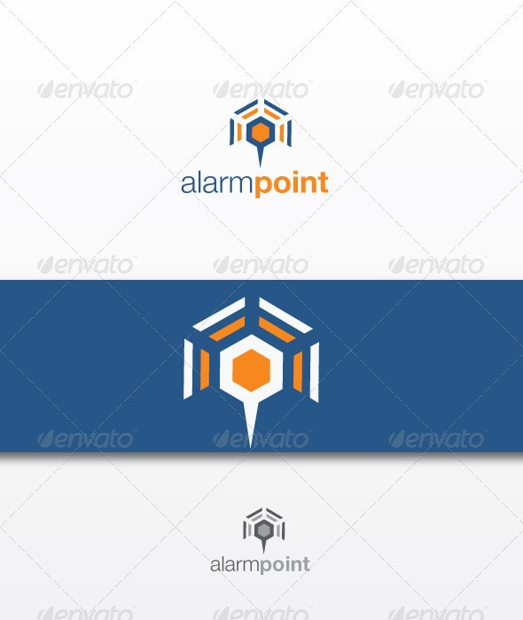AlarmPoint - Vector Abstract