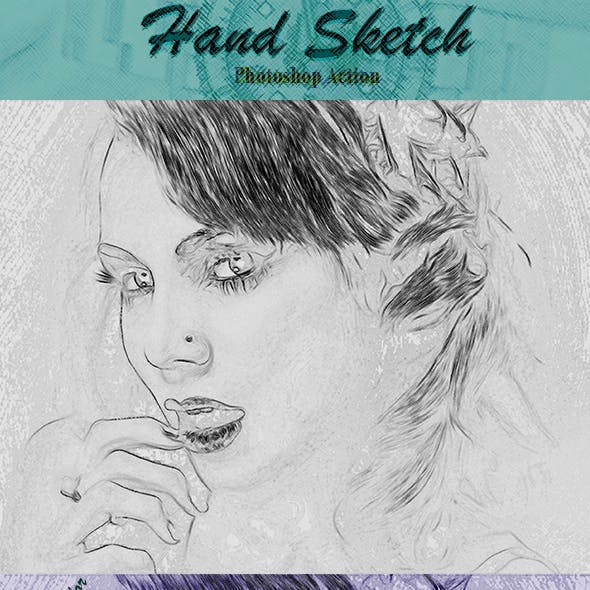 Hand Sketch Action