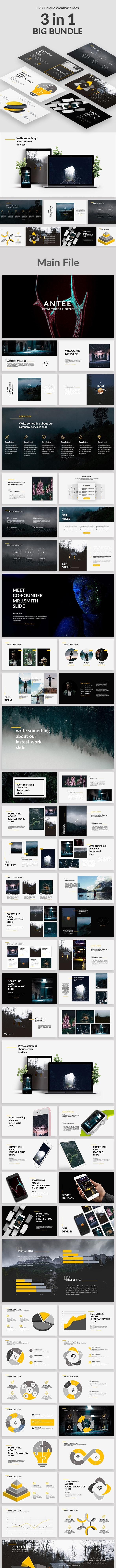 Big Bundle - Creative Keynote Template - Creative Keynote Templates