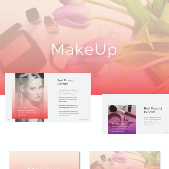 Makeup - PowerPoint