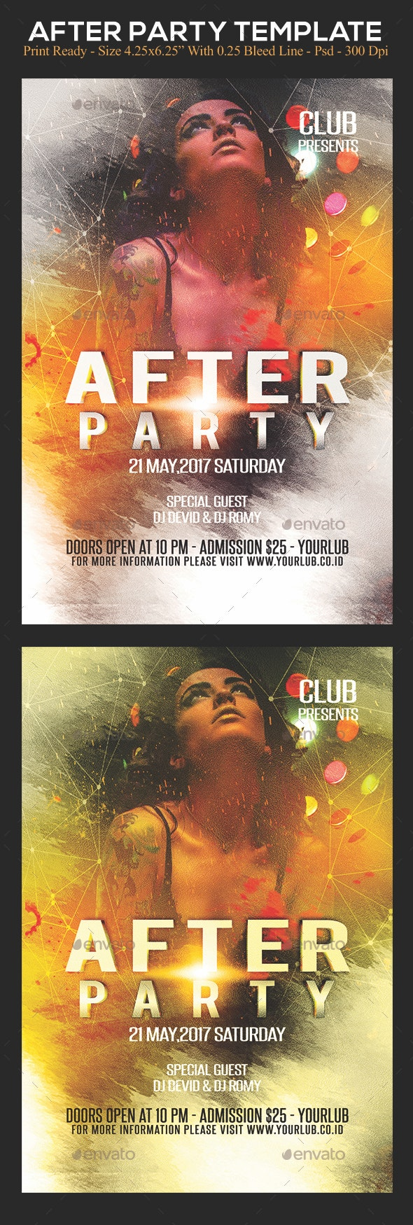 After Party - Clubs & Parties Events