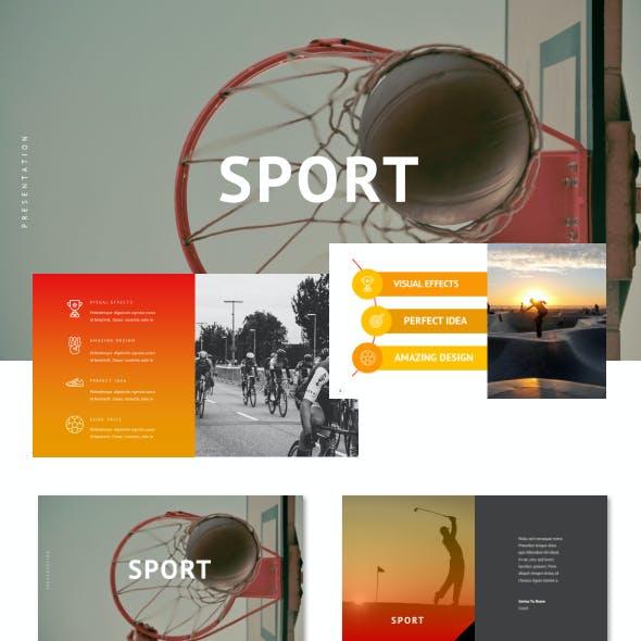 Sport - PowerPoint