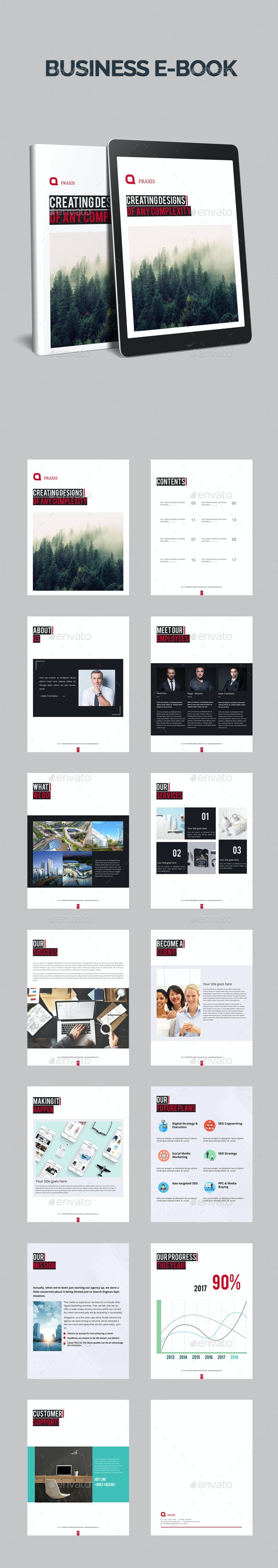 Business Ebook - ePublishing