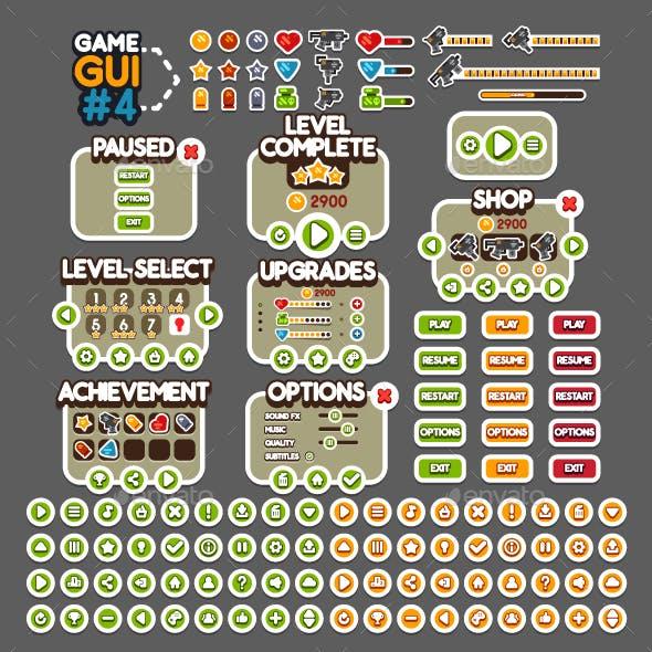 Game GUI #4